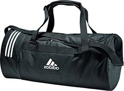 adidas Convertible 3-Stripes Duffel Bag Extra Small