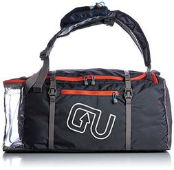 Ultimate Direction Crew Bag 40L Duffel Obsidian, One Size