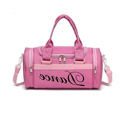 Dance Duffle Bag for Little Girls Sport Gym Bags for Kids Gy