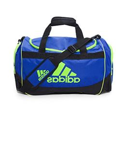 Adidas DEFENSE MEDIUM DUFFEL Cobalt/Solar Yellow