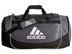 adidas Unisex Defense Large Duffel Lead Handbag
