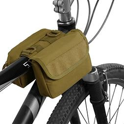 xhorizon High-density Waterproof Military Cloth Bicycle Cycl