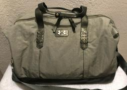 Under Armour Designer Large Gym/Duffle/Carry-On Bag Green/Gr