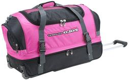 26 In. Drop Bottom Rolling Duffle