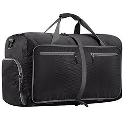 Travel Duffel Bag, WZTO 45L/65L/100L Foldable Duffel Luggage