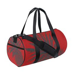 Large Duffel Bag Sports Bag Gym Bag for Women and Men - Pine