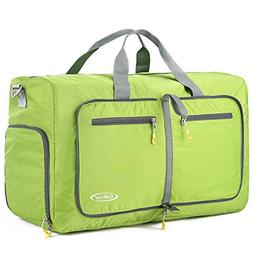 G4Free 60L Large Travel Duffel Bag Lightweight Foldable Spor
