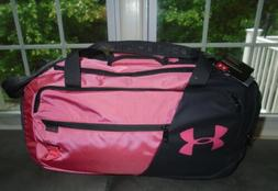 Under Armour Duffel Bag Water Resistant Small Undeniable 4.0