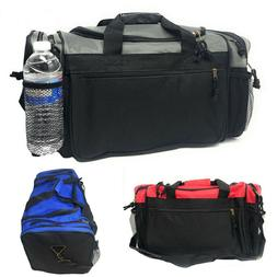 Duffel Duffle Bag Bags Work Carry-On Sports School Gym Trave