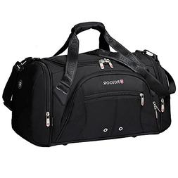 Travel Duffle Bag For Women & Men - Foldable Duffel Bags For