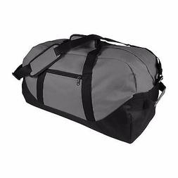 "DALIX 21"" Large Duffle Bag Sports Gym Ditty Bag Traveling Ki"