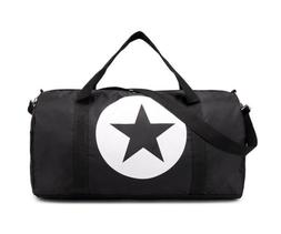 Duffle Bag Sport Gym Carry-On Travel Luggage Shoulder Tote H