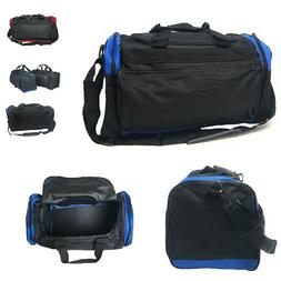 Duffle Duffel Bag Bags Gym School Workout Travel Luggage Car