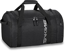 Dakine Eq Bag 74L Duffle Black OS & Knit Cap Bundle