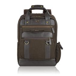 Solo Crosby 15.6 Inch Backpack with Padded Compartment, Brow