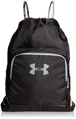 Under Armour Undeniable Sackpack, Black /Steel, One Size