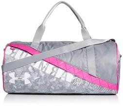 Under Armour Girls' Favorite Duffle 3.0, White /White, One S