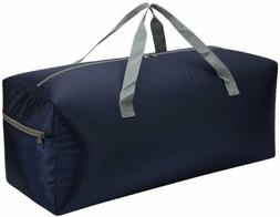 "Foldable Duffel Bag 30"" 75L Lightweight With Water Rresistan"