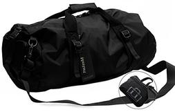 Foldable Duffel Bag, Mestart Waterproof Travel Luggage Gym S