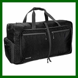 Homdox 80L Large Duffle Bag for Men Women,Waterproof Lightwe