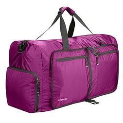 Homdox Large Duffle Bag for Women,Foldable 80L Duffel Bag La