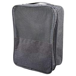 Bodico Global Collection Travel Organizer, Grey, 11 X 8.5 In