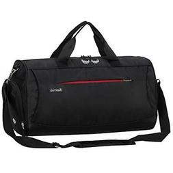 Sports Gym Bag with Shoes Compartment Travel Duffel Bag for