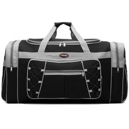 Waterproof Overnight Tote Travel Gym Sport Bag Duffle Carry