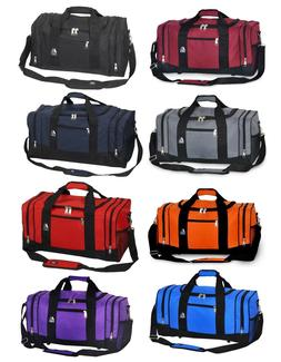 Gym Sport Travel Bag Work out All Purpose Duffel NEW 20""