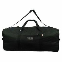 Heavy Duty Large Square Cargo Duffel Jumbo Gear Bag 36 inch