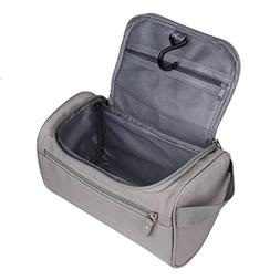 Heavy Duty Waterproof Toiletry Bag - Travel Cosmetic Makeup