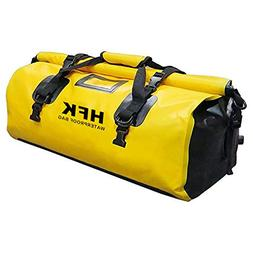 HFK 66L  Waterproof Bag Expedition Dry Duffel Bag Motorcycle