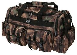 "NPUSA Mens Large 30"" Inch Black Duffel Duffle Military Molle"