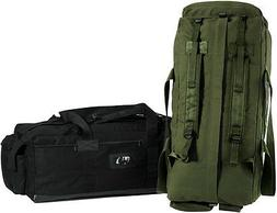 Israeli Military Mossad Tactical Duffle Bag Double Strap Bac
