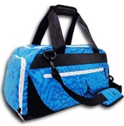 NIKE Jordan Flow Motion Pro Sports Duffle Gear Tote Overnigh