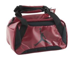 853acd57dcb Nike Jordan School Insulated Soft Mini Duffel Lunch Bag Tote