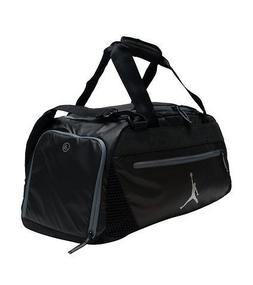 Nike Jumpman 23 Quality Rubberized Bottom Sports Duffle Bag,