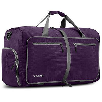 10 Foldable Travel Duffel Bag Resistant