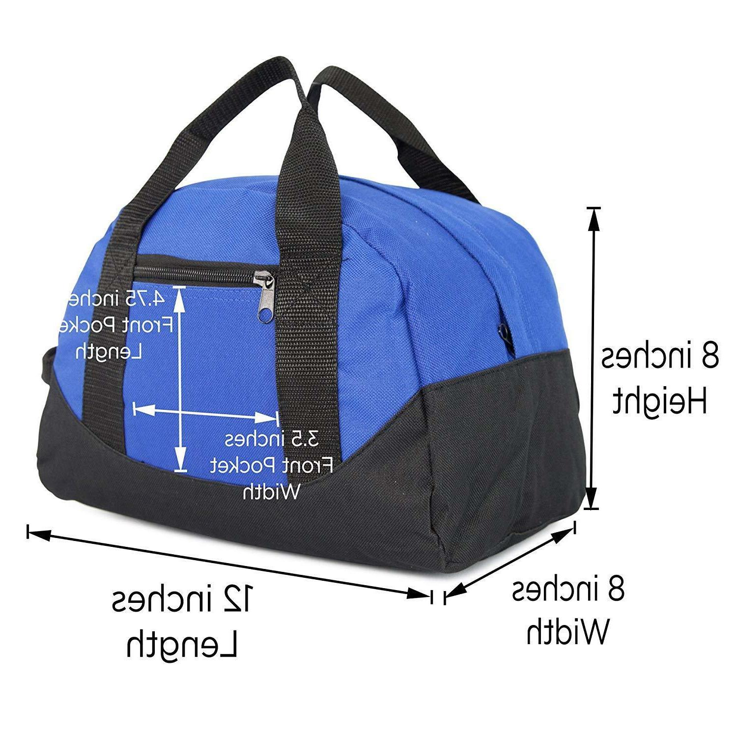 """12"""" Travel Sports Carry-on Two Tone"""