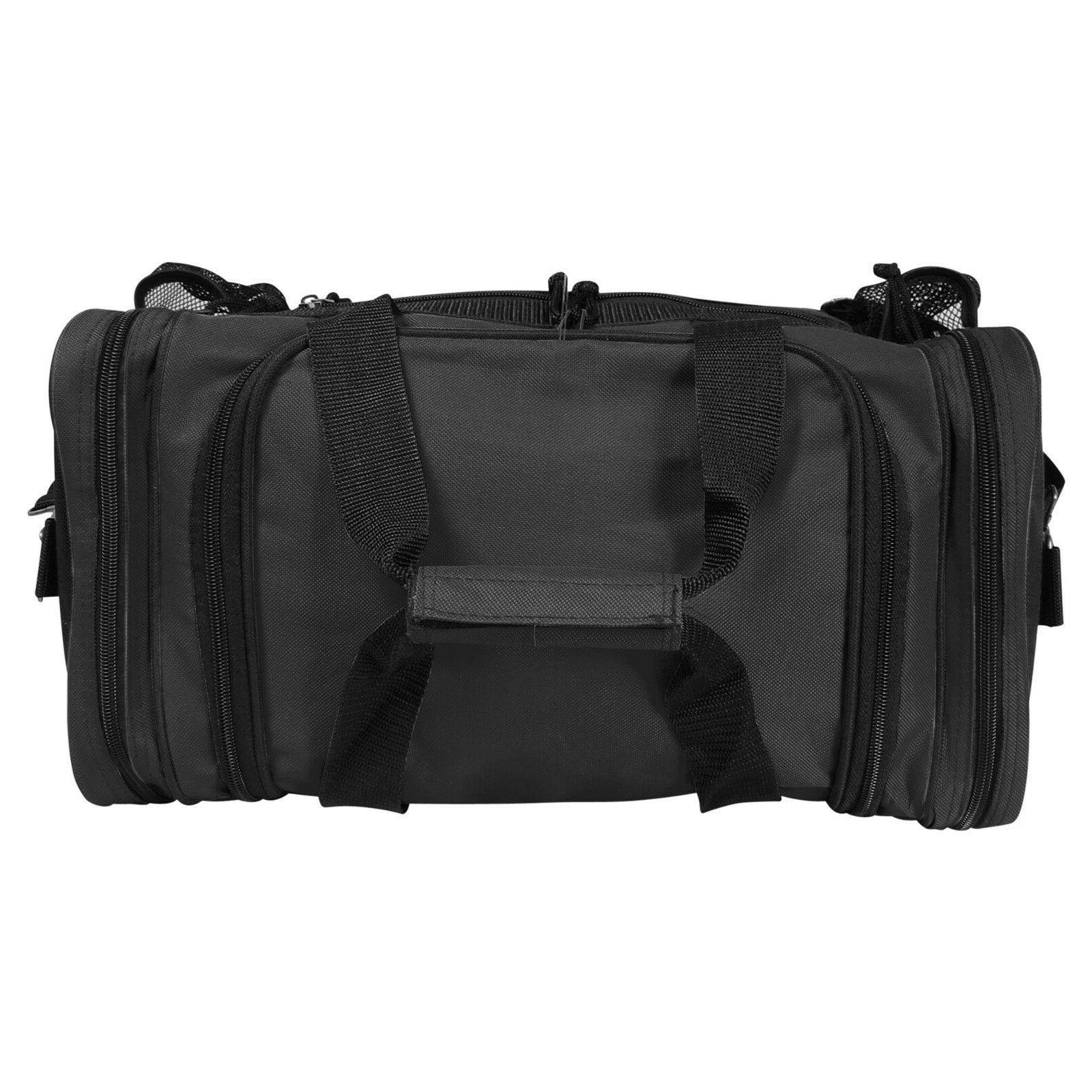 """DALIX 15"""" Duffle Dual Front Pockets in"""