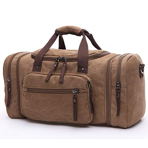 20 8 canvas tote luggage