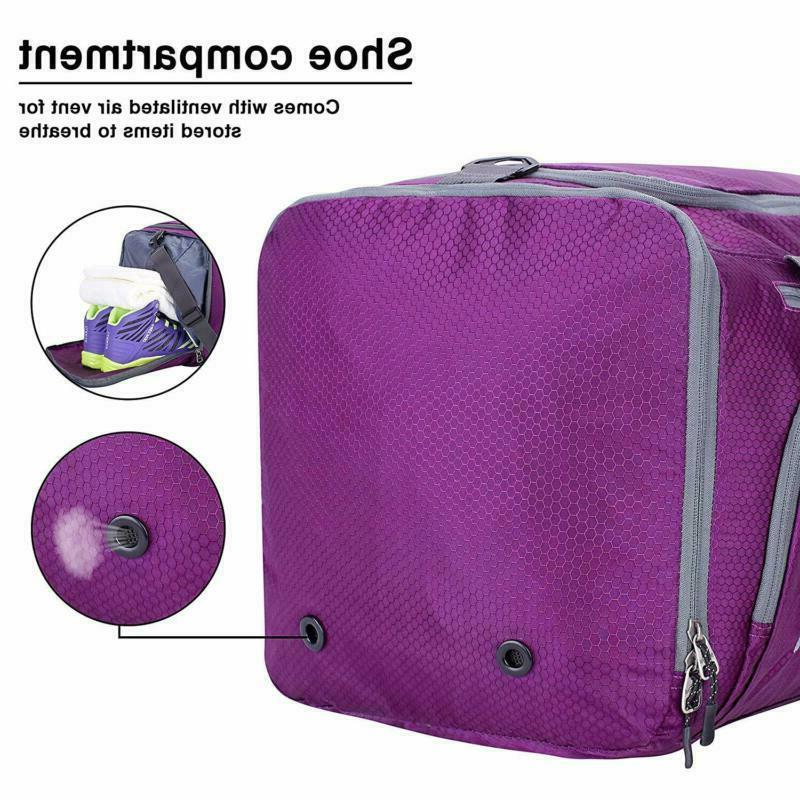 """20"""" Bag with Shoes Compartment Bag"""