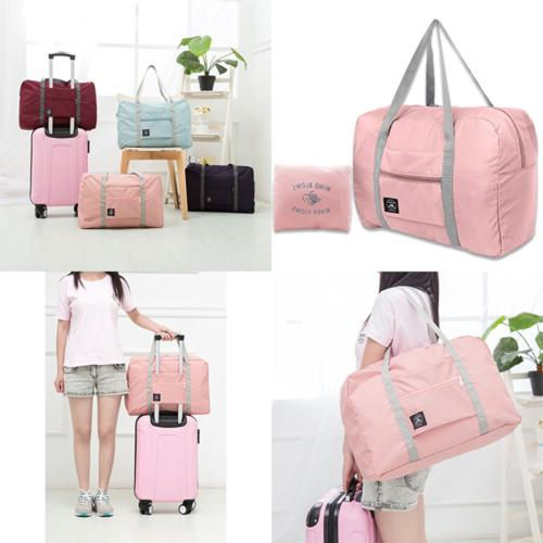 d0302666b279 25L Travel Foldable Duffel Bag for Women & Men, Waterproof Lightweight  travel Luggage bag for Sports, Gym, Vacation