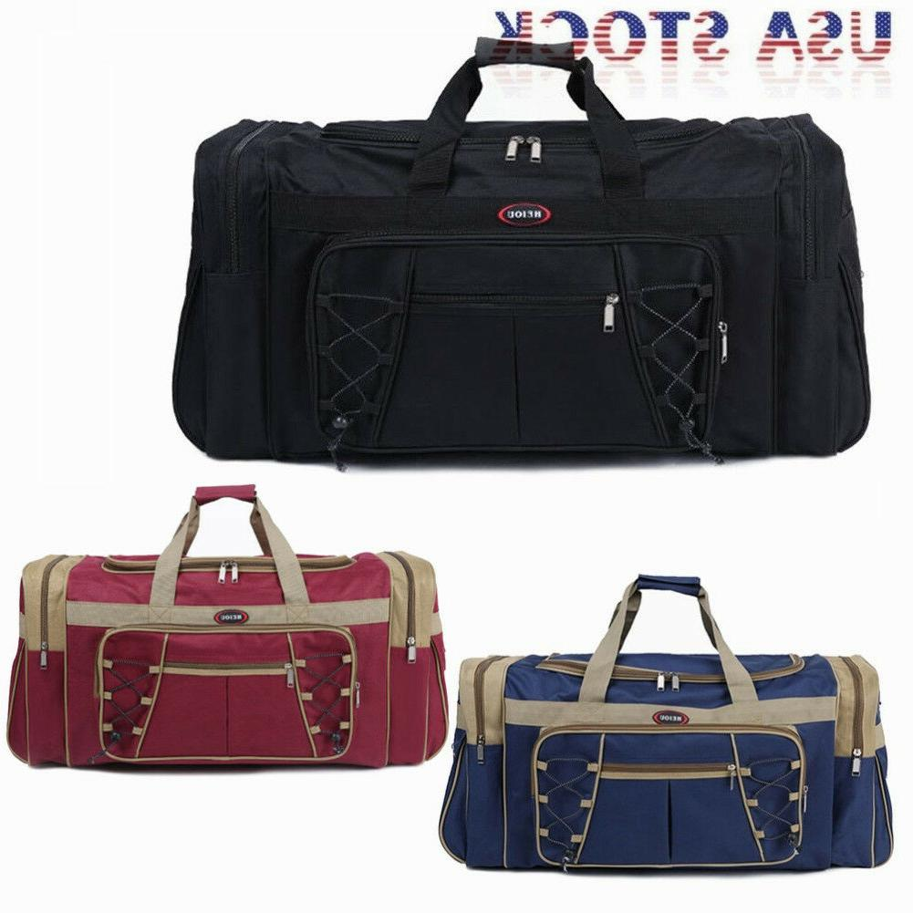 26 canvas duffle bag carry on overnight