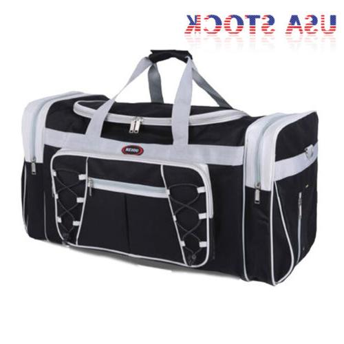 "26"" Large Duffle Bag Carry-on Overnight GYM"