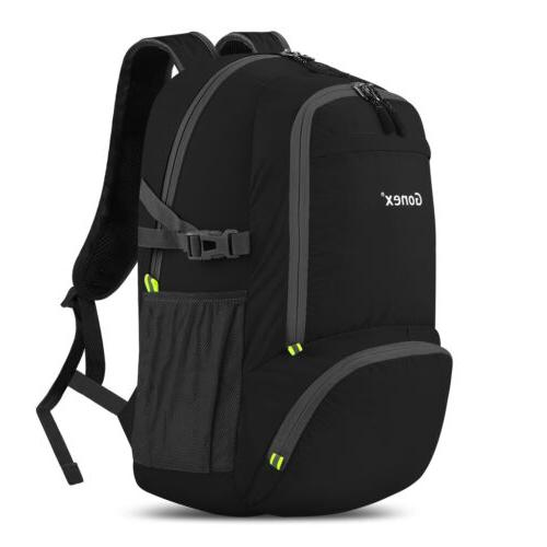 Gonex Packable Backpack Handy Travel Daypack