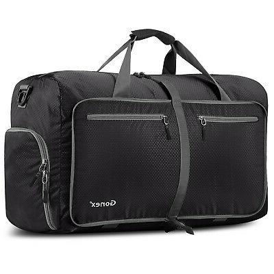 Gonex 60L Foldable Tear Resistant Bag Storage Carry-On