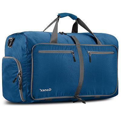 Gonex 60L Travel Tear Storage Duffle Bag