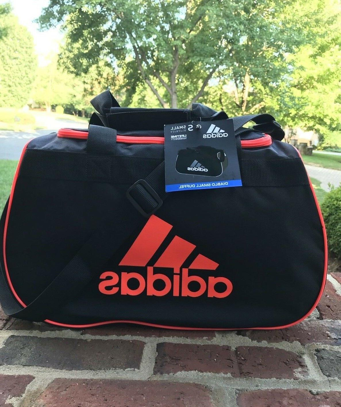 ADIDAS Bag Black Unisex Sz