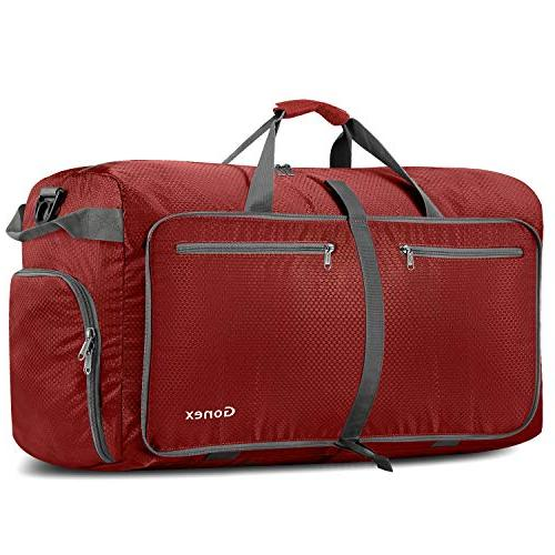 Extra Large Luggage Duffel Bag 100L Foldable Lightweight Pac
